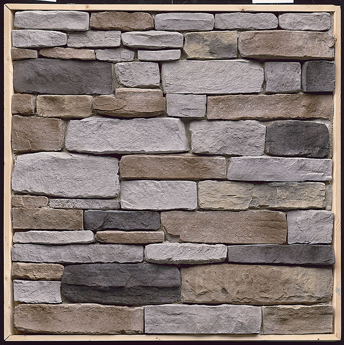 Stonecraft Ledgestone Pennsylvania Flats Manufactured Stone Supply