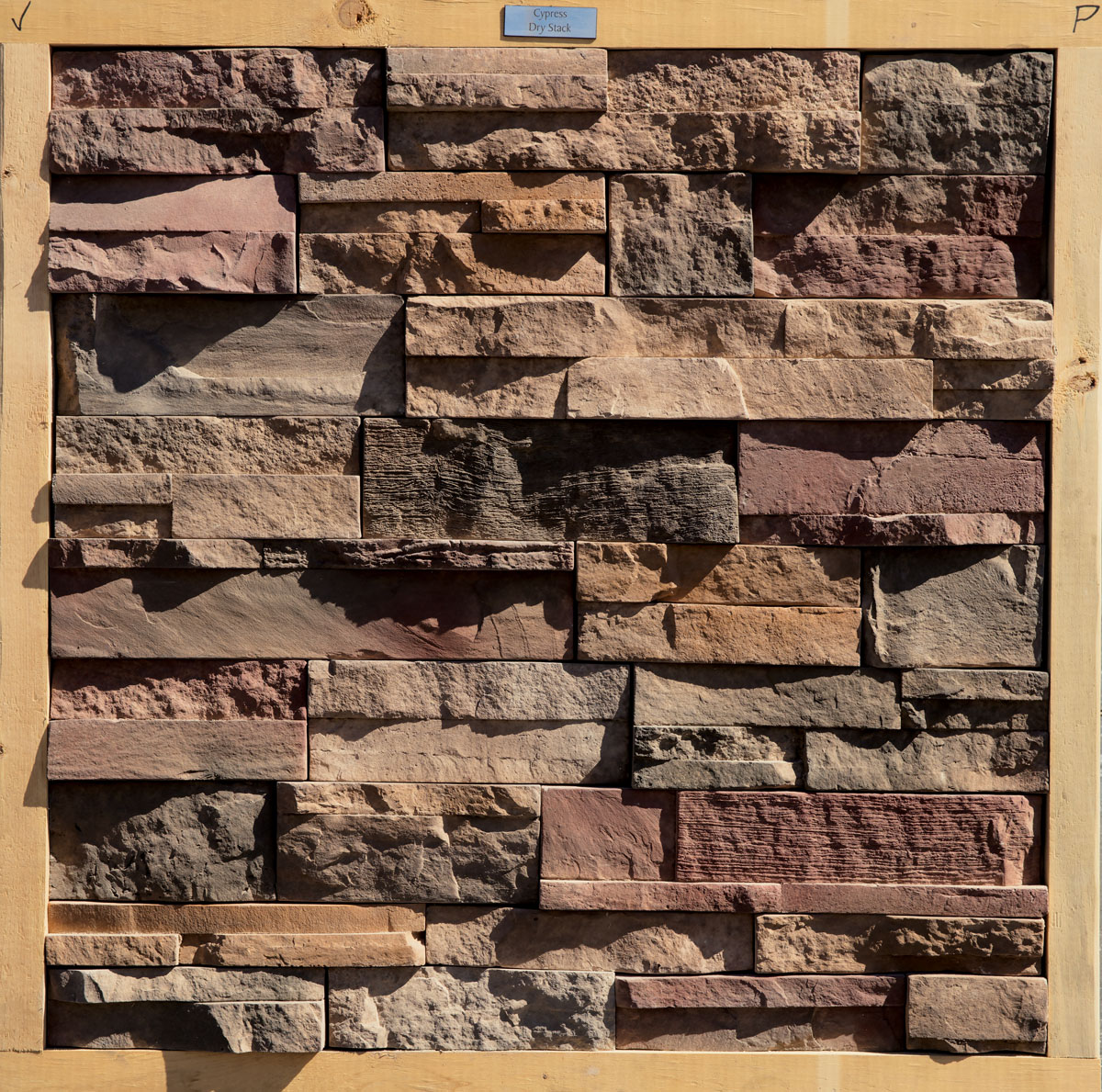 Cypress archives manufactured stone supply for Environmental stoneworks pricing