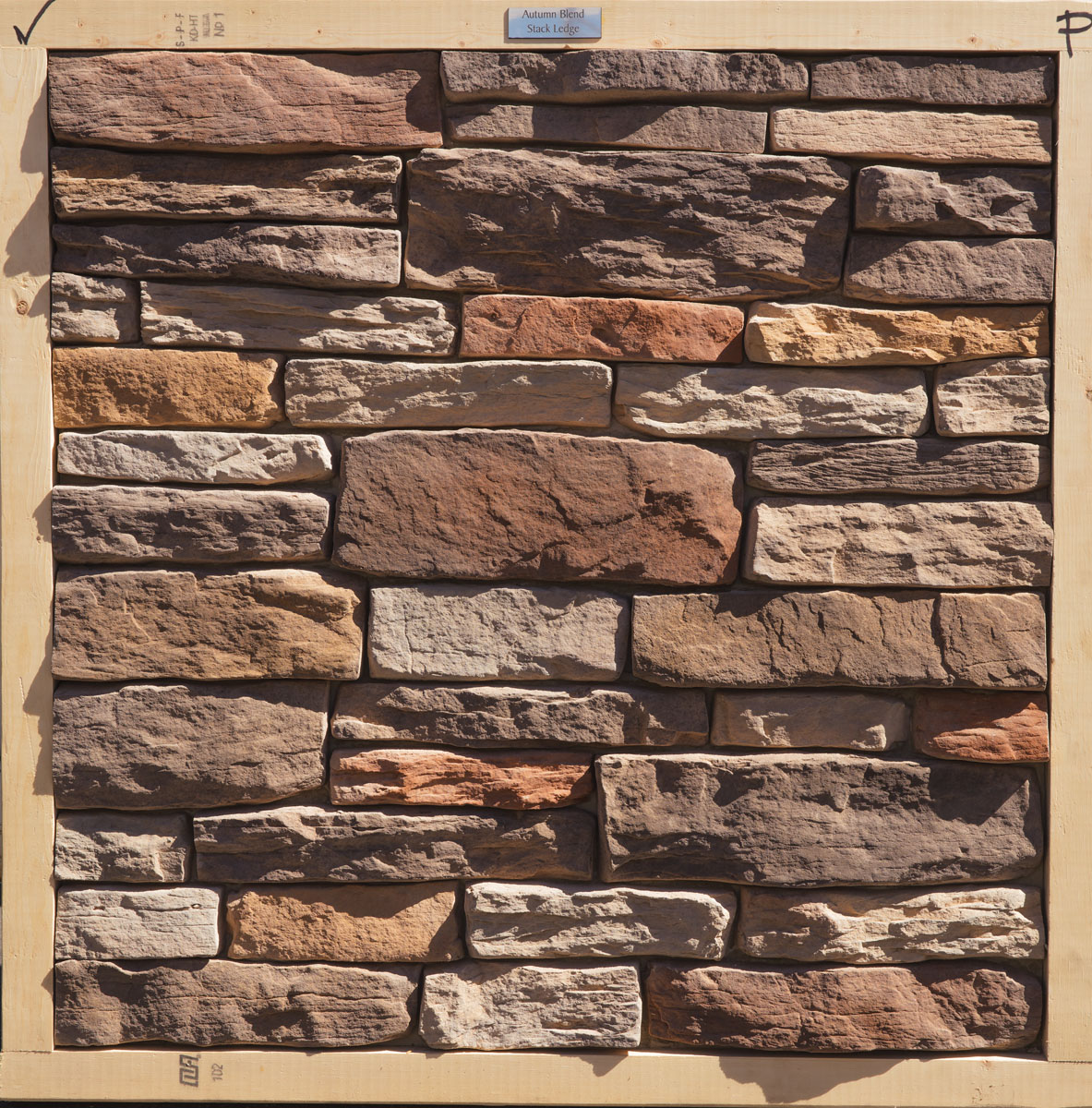 Autumn blend archives manufactured stone supply for Environmental stoneworks pricing