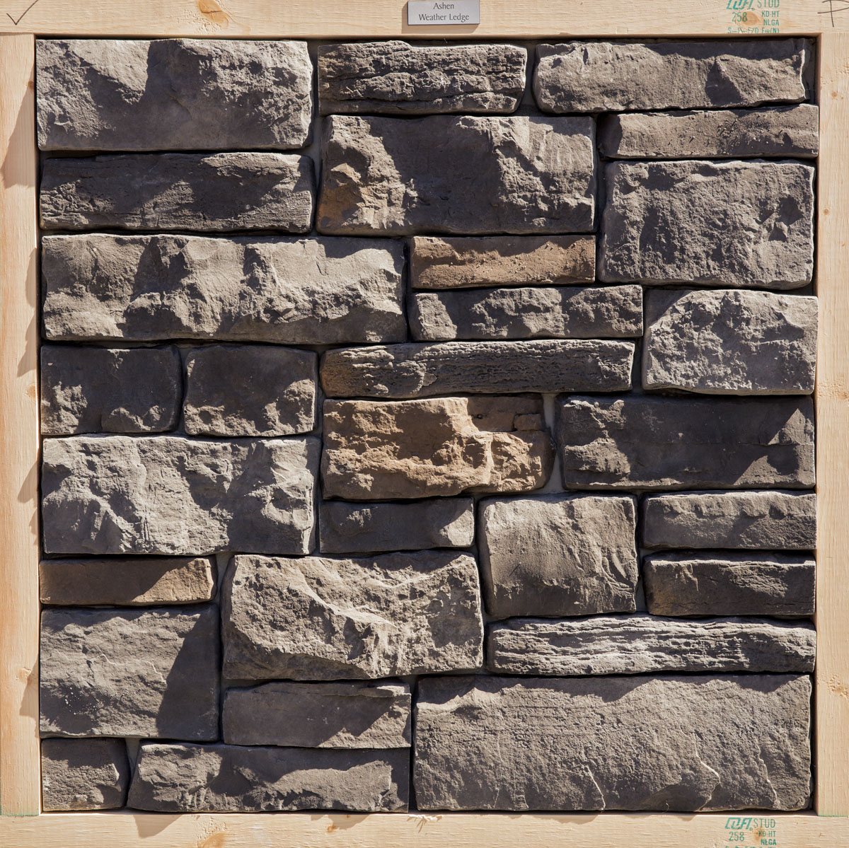 Ashen archives manufactured stone supply for Environmental stoneworks pricing
