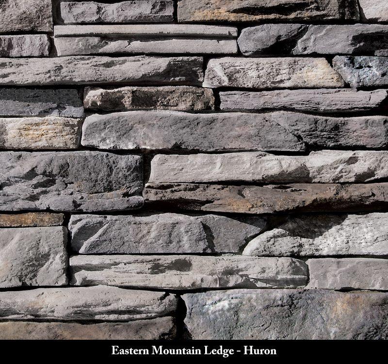 Eastern Mountain Ledge Stone Veneer Huron