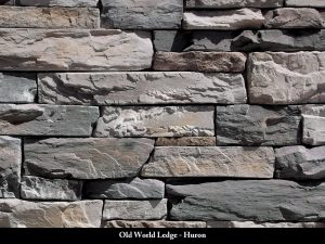 Old World Ledge Stone Veneer Huron