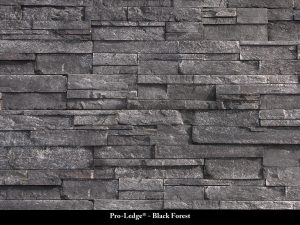 Pro-Ledge Stone Veneer Black Forest