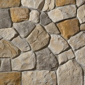 Dressed Fieldstone